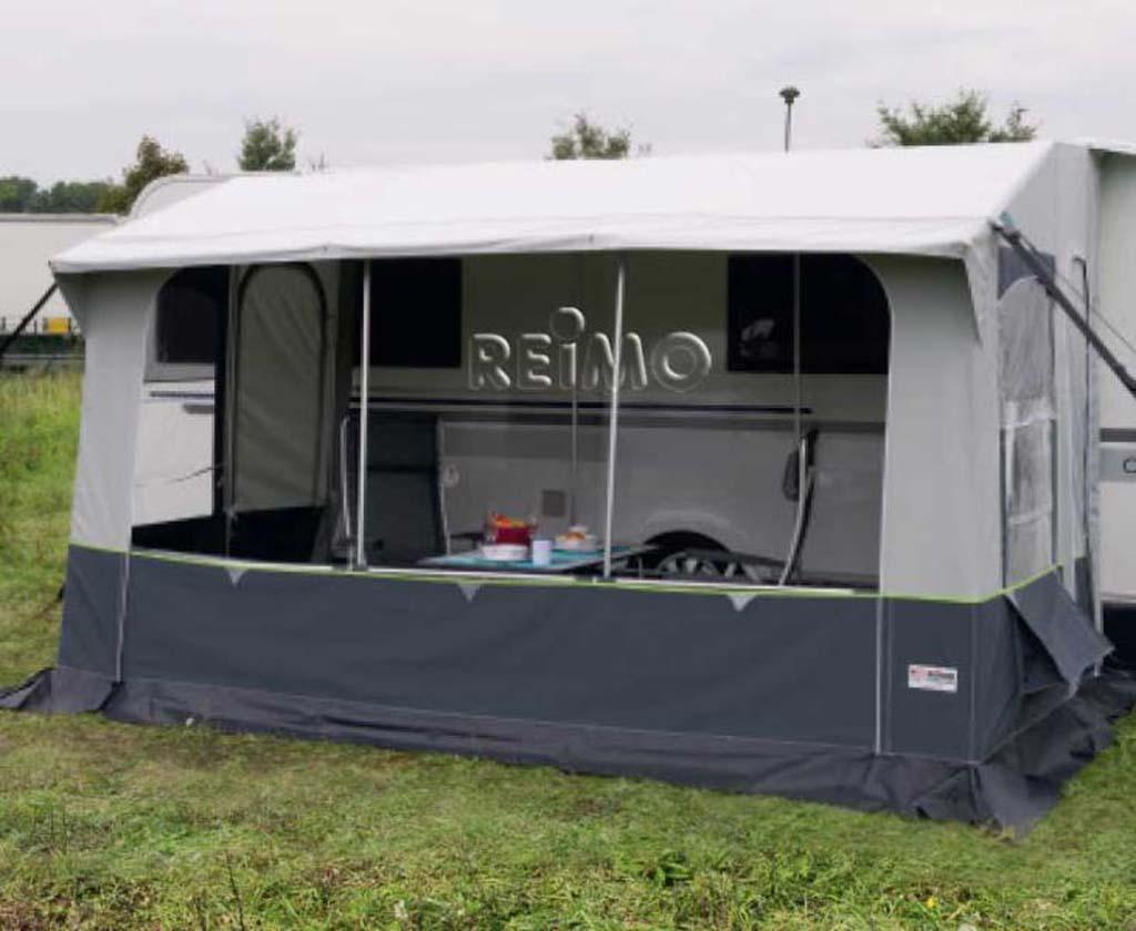 Etuteltta Reimo Casa Royal 390 harmaa