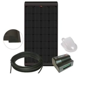 Aurinkopaneelisarja Blacksolar 115Wp