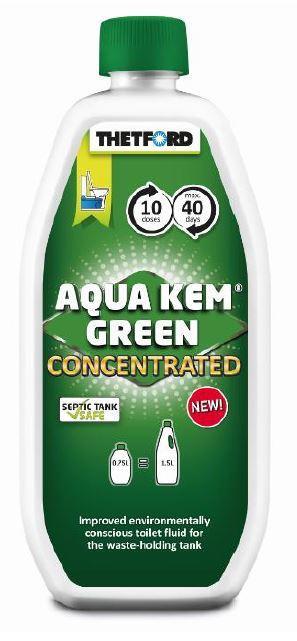 Aqua Kem Green 0,75l biolog.hajoava WC:n lisäaine tiiviste
